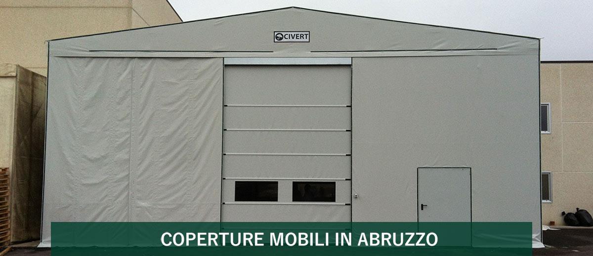 coperture mobili Abruzzo