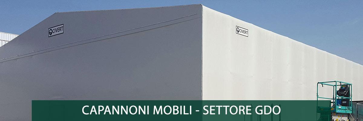 capannoni mobili per la grande distribuzione organizzata