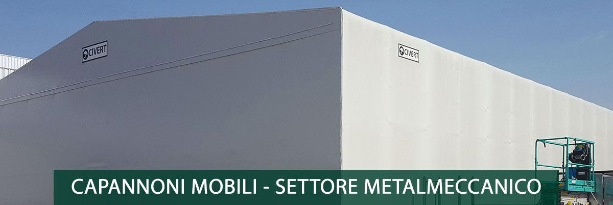 capannoni mobili settore metalmeccanico