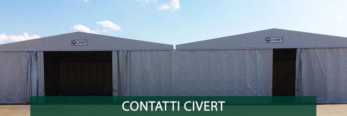 contatti Civert coperture pvc