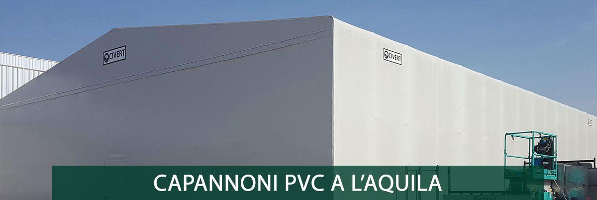 capannoni pvc Aquila