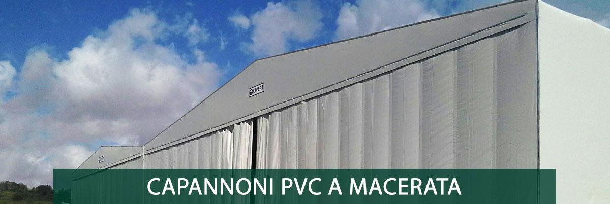 capannoni pvc a Macerata