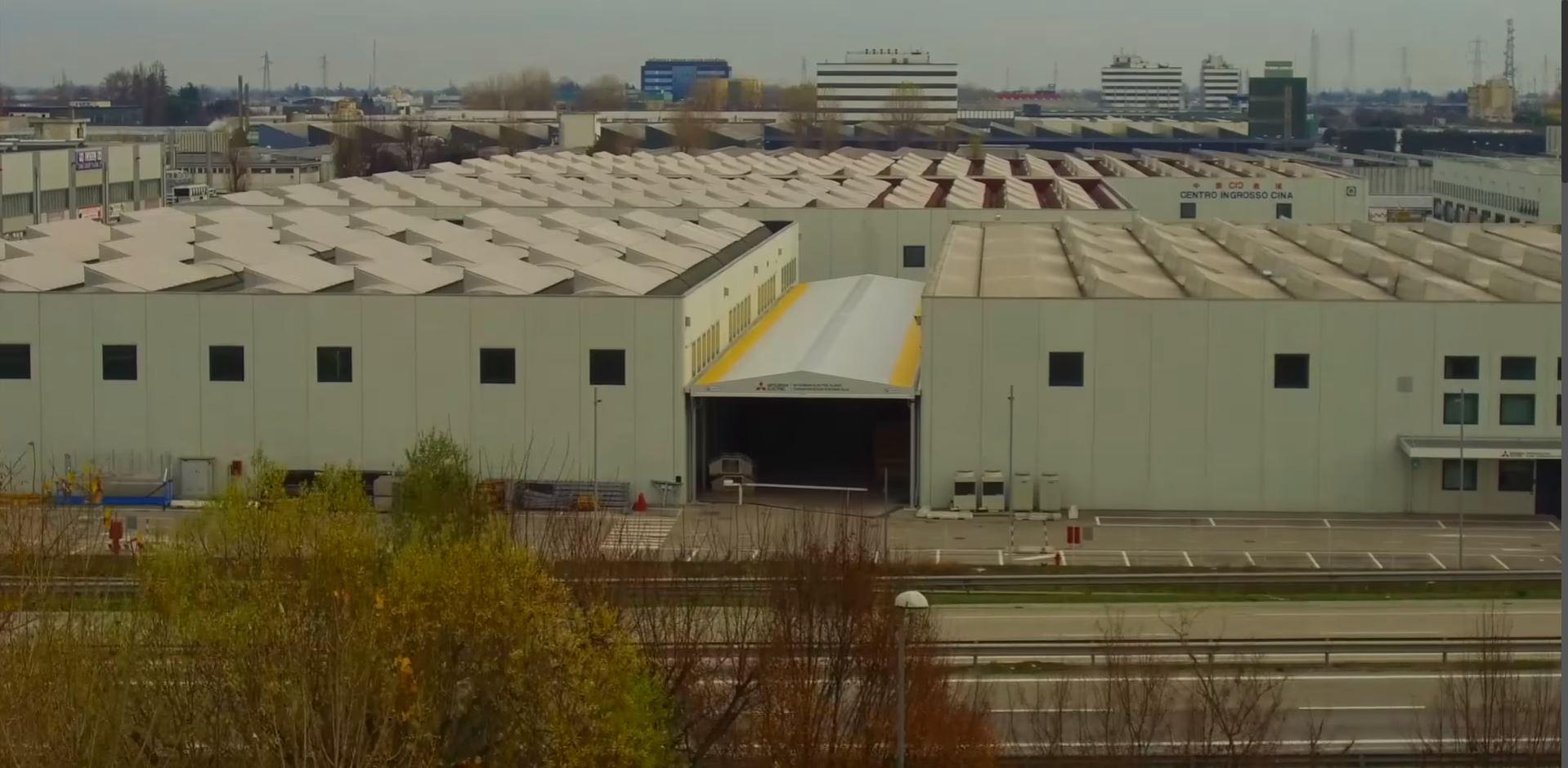 capannoni coperture pvc