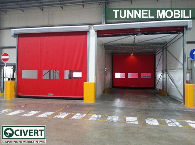 tunnel bussola